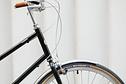 Panaracer Panaracer - Tyre, PASELA 26 x 1.50 (37-559), Black / Skin side  (Wider tyre for CS26, Bisou)