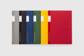 Stalogy Stalogy - Vintage Notebook, 34 sheets, 68 pages