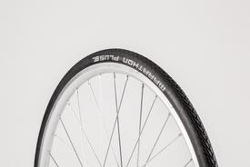 Schwalbe - Tyre, 26x1.0, Marathon Plus EVO, Black (Bisou narrow tyre)