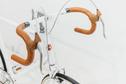 Dia Compe Dia-Compe -  202 Road brake levers, Pair, Brown / Silver