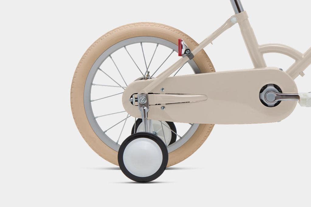 Wheel stabilizer for little tokyobike