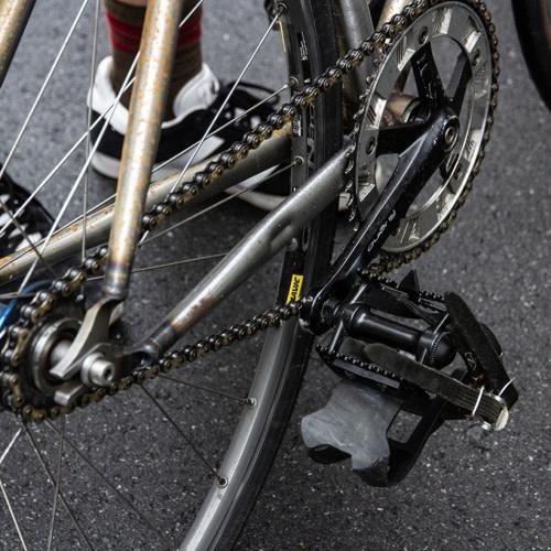 MKS - Pedals, Mash Stream model, All Black