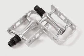 Wellgo Wellgo - Pedals, R-200, Silver / Silver, (ST7, SS)