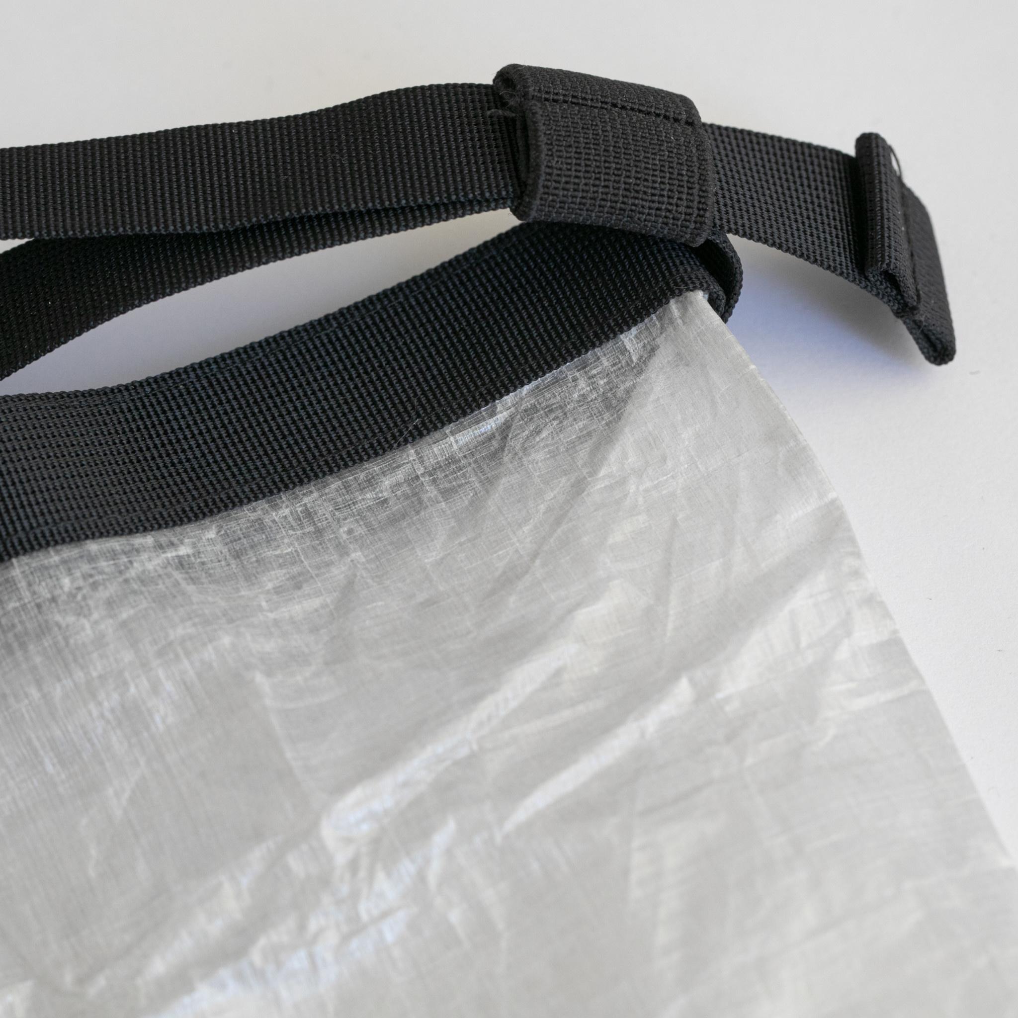 Fairweather Fairweather - Packable Sacoche, Dyneema White