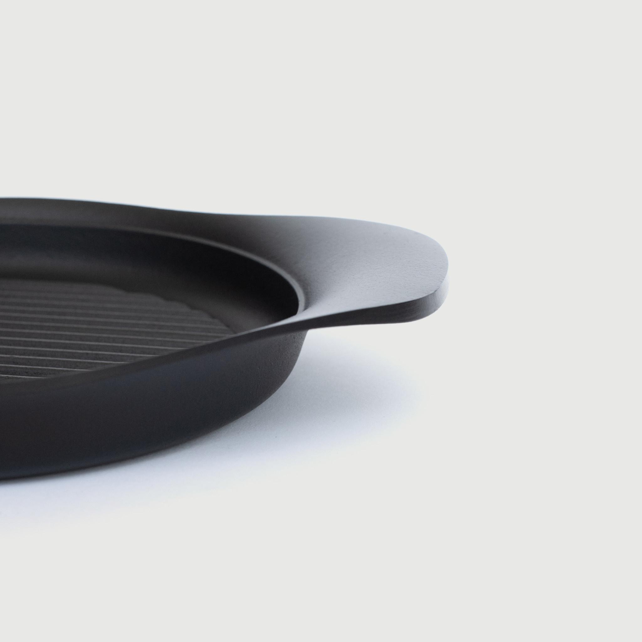 Sori Yanagi Sori Yanagi, Tekki Cast Iron Grill Pan, 22cm