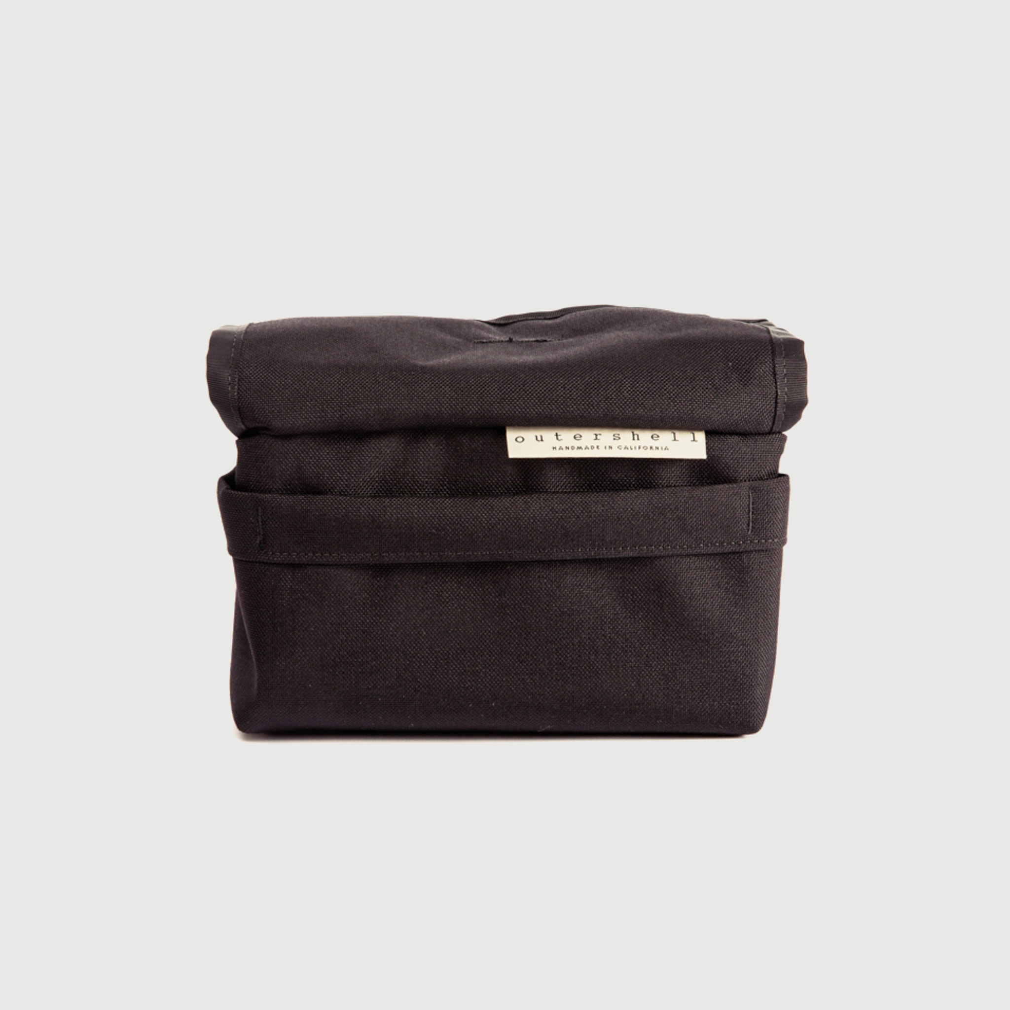 Outer Shell Outer Shell - Drawcord Handlebar Bag