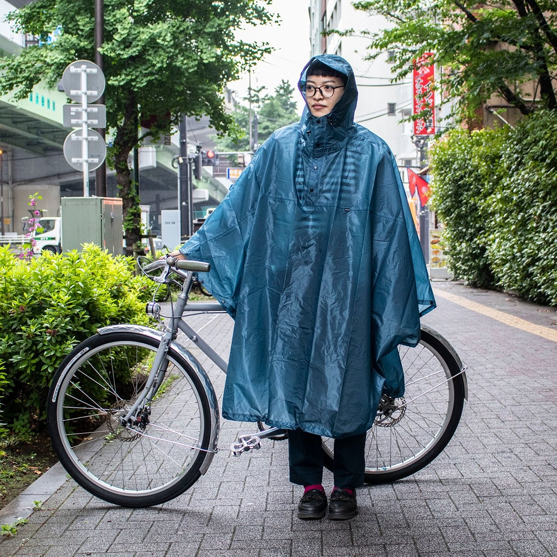 Fairweather Fairweather - Packable Rain Poncho