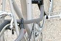 tex—lock - Eyelet, bike lock with U-lock