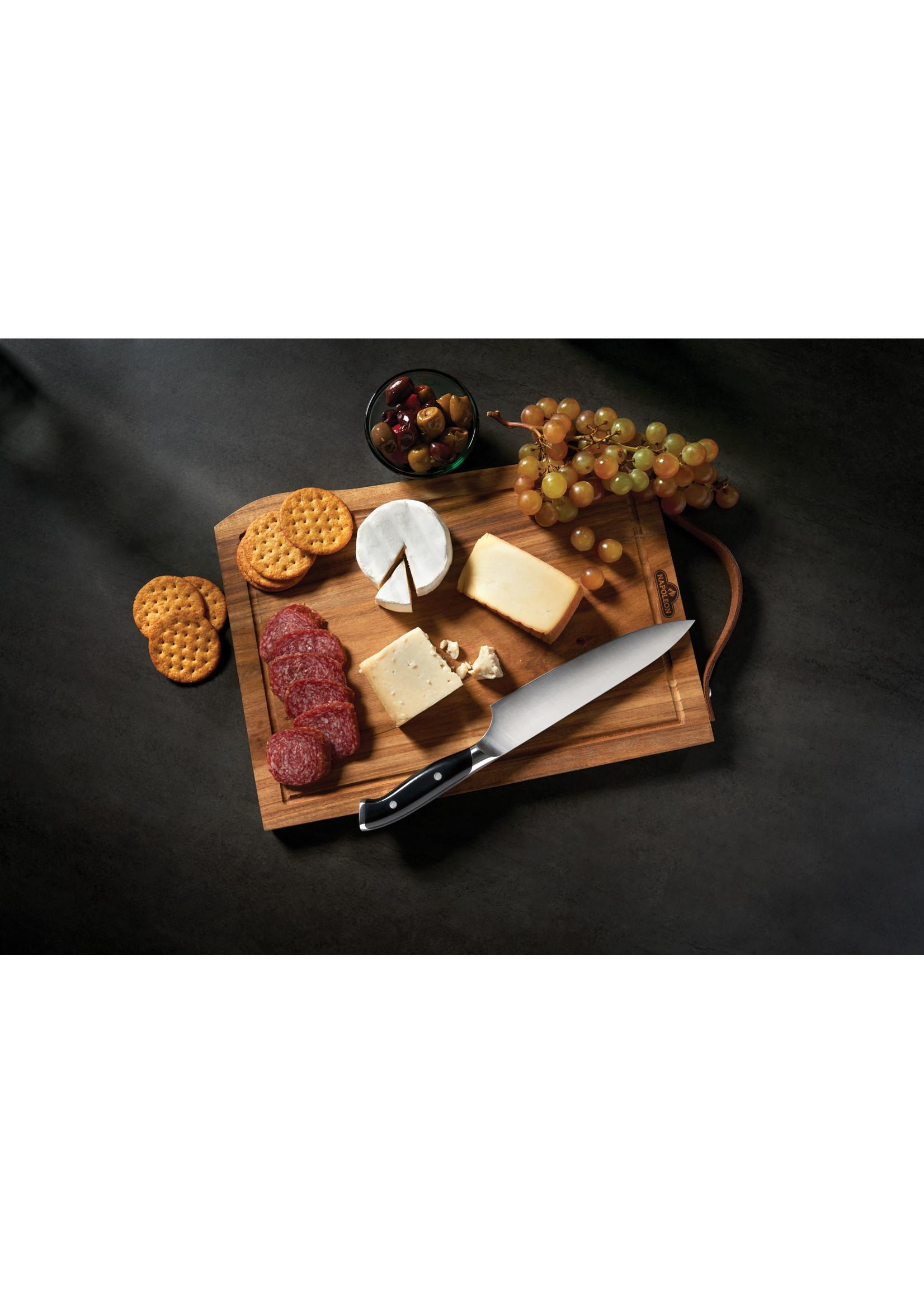 Napoleon Napoleon® President limited edition snijplank met chef mes