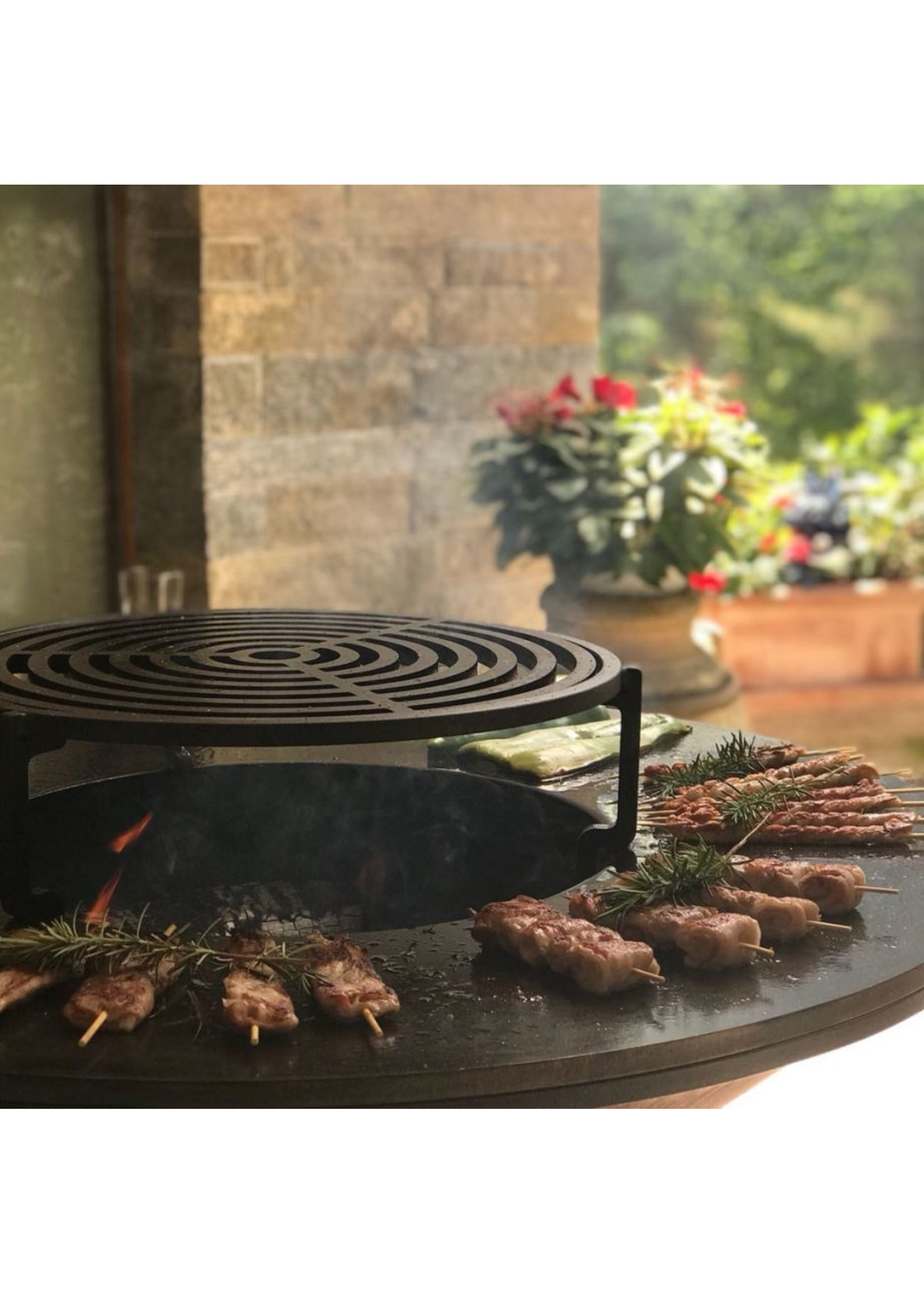Ofyr Grill Rond 100