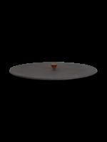 Ofyr Doofdeksel Zwart 100 (Ø 60 cm)