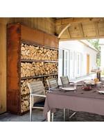Ofyr OFYR Wood Storage Corten 200