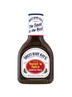 Sweet Baby Ray's BBQ Sauce Sweet 'n Spicy - Sweet Baby Ray's BBQ Sauce (425 ml)