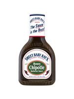 Sweet Baby Ray's BBQ Sauce Honey Chipotle - Sweet Baby Ray's BBQ Sauce (425 ml)