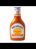 Sweet Baby Ray's BBQ Sauce Buffalo Wing Sauce & Glacé - Sweet Baby Ray's BBQ Sauce (473 ml)