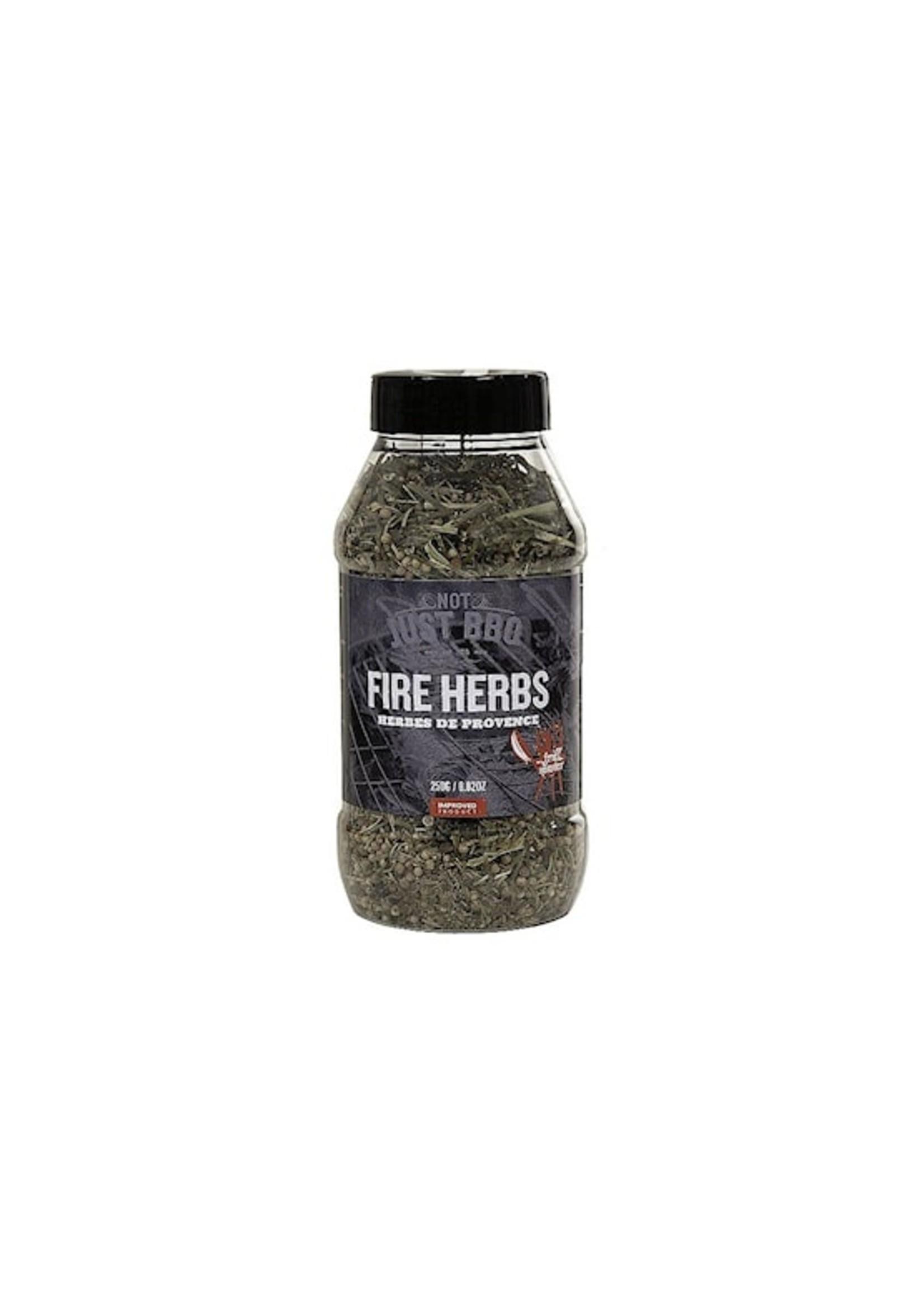 NotJustBBQ Fire Herbs 250g