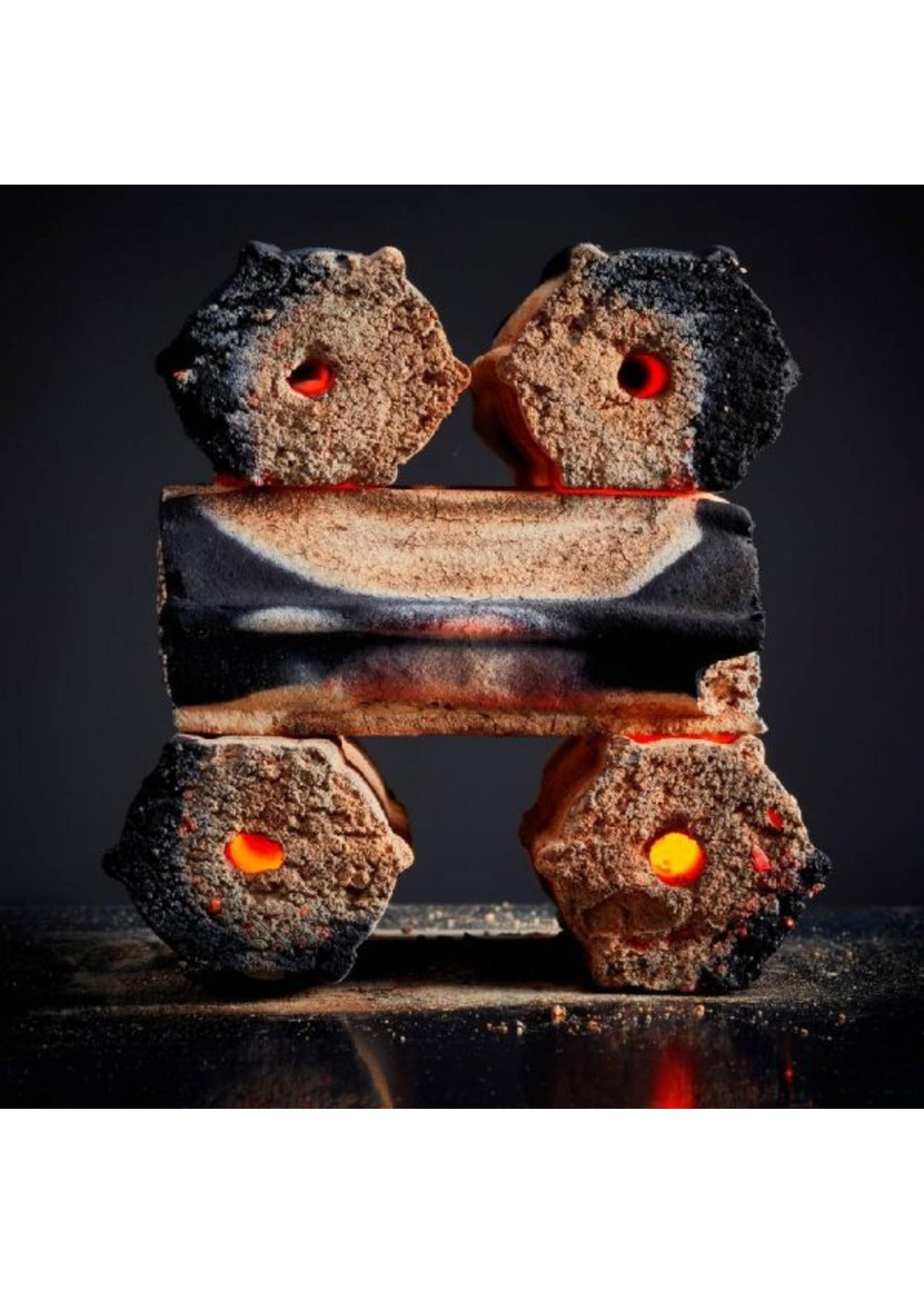 Echt Goed ECHT® Hotsticks Briketten (Kokos), doos 10kg