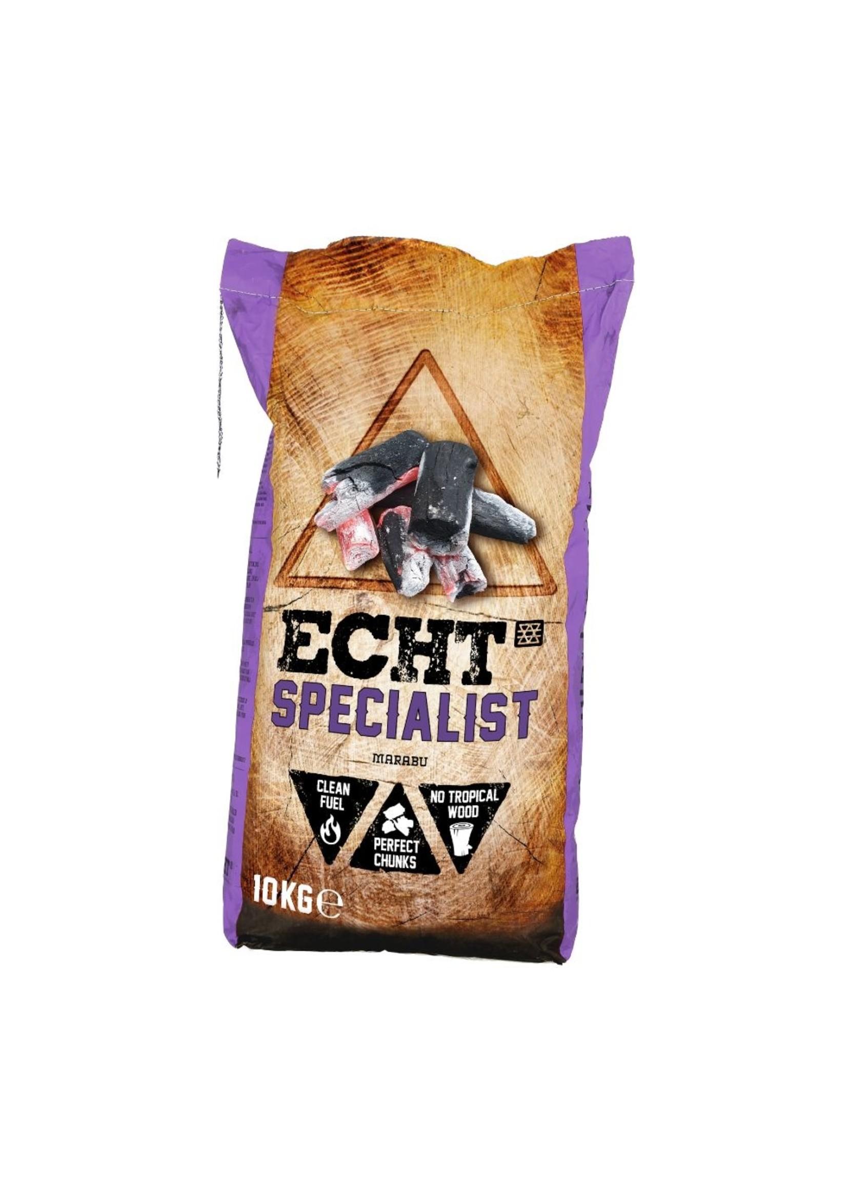 Echt Goed ECHT® Houtskool Specialist (Marabu), zak 10kg