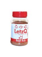 LetzQ LetzQ - Beef Rub 350gr