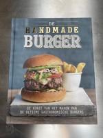 Boek De Handmade Burger - Boek