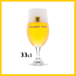 6 Vlaamsche Leeuw glazen