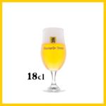 6 Vlaamsche Leeuw degustatieglazen