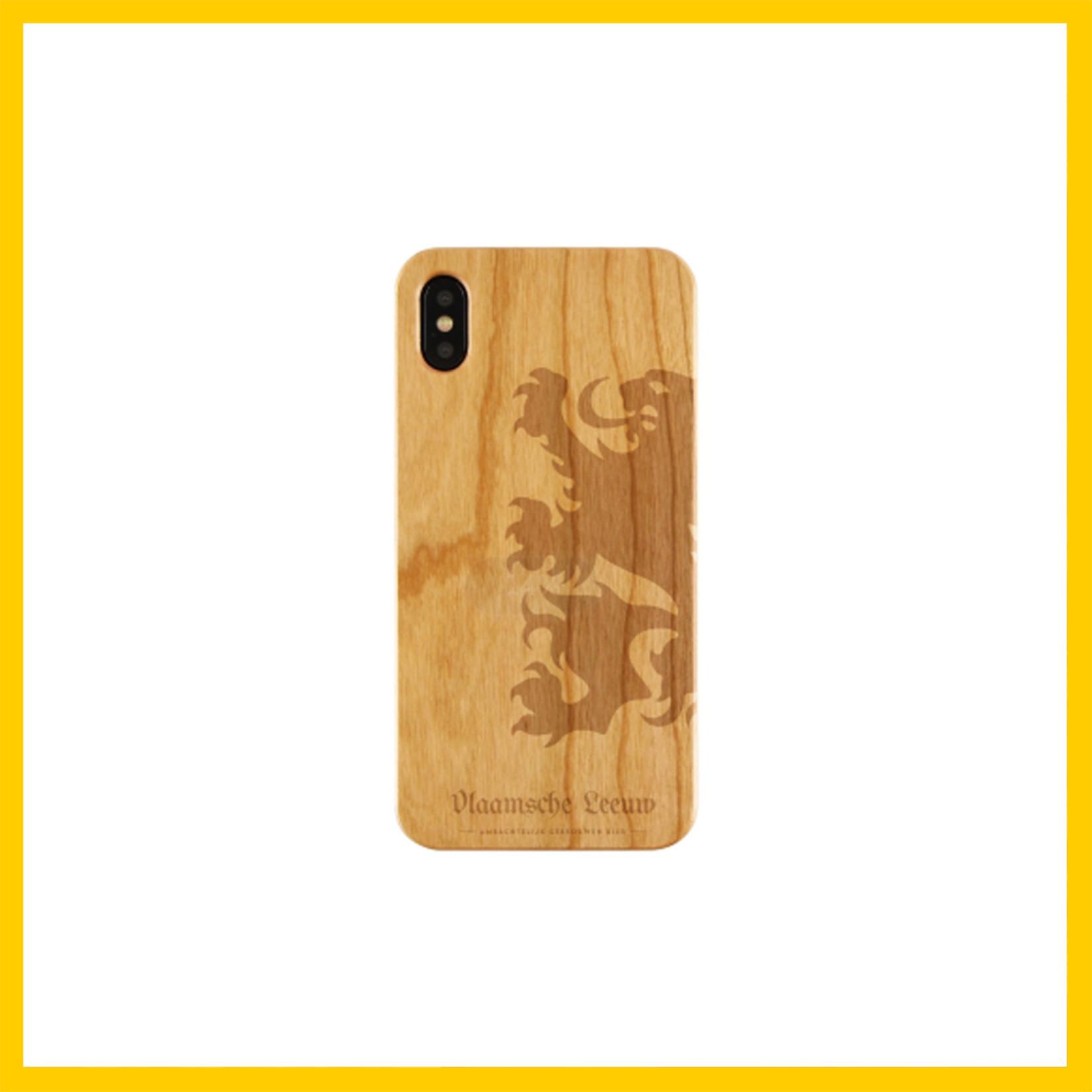 iPhonehoesje Vlaamsche Leeuw