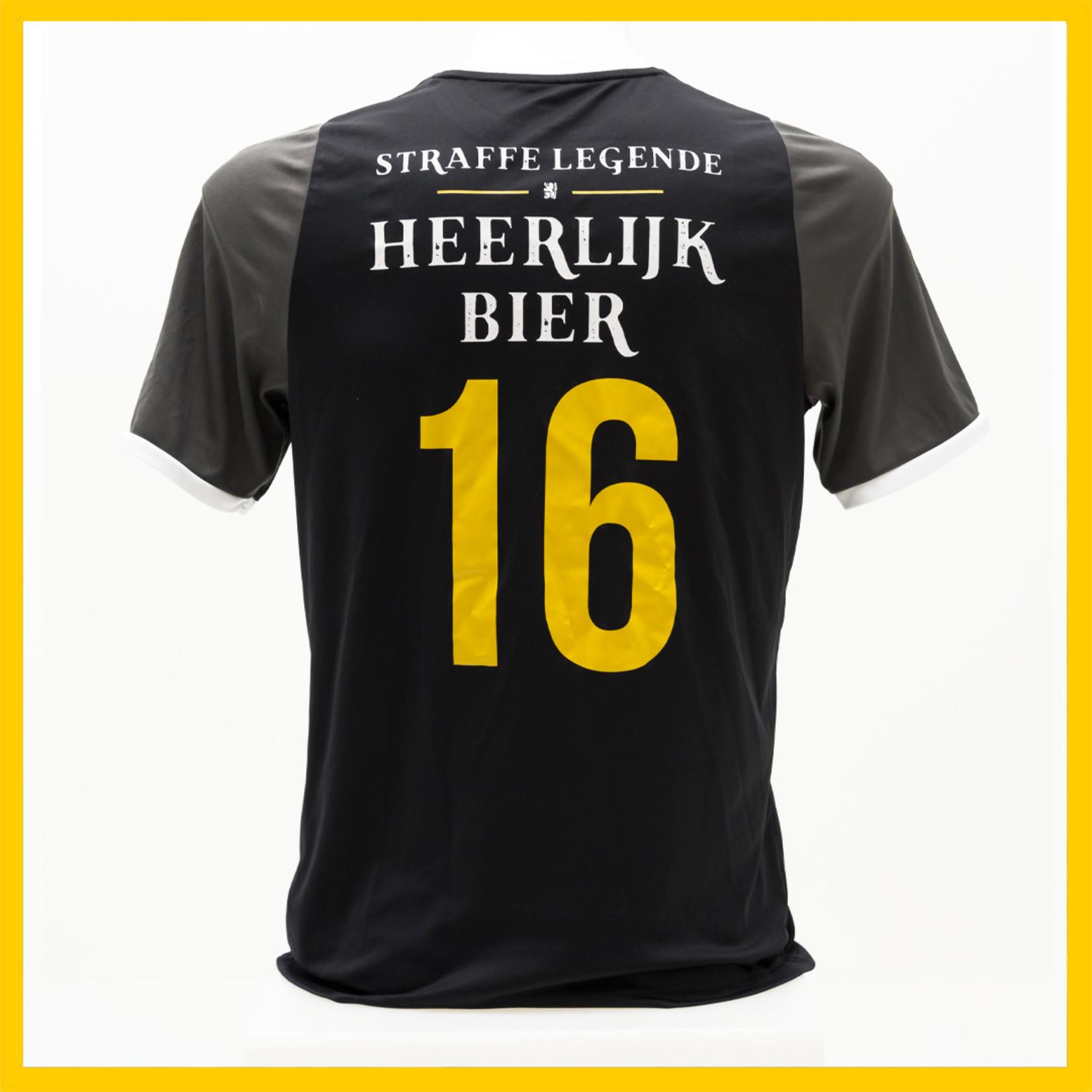 Voetbalshirt Vlaamsche Leeuw