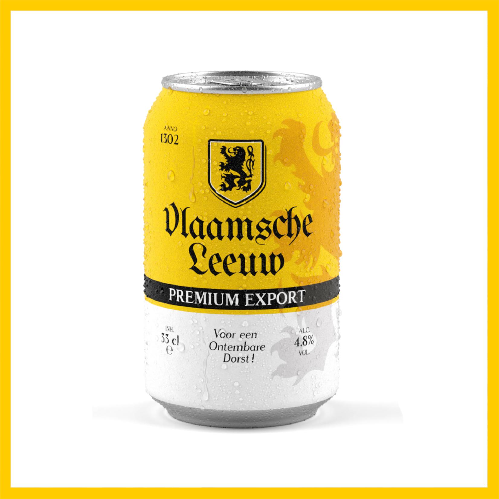 Vlaamsche Leeuw Premium Export