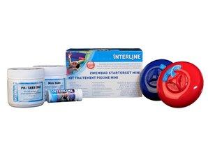 Interline Chemicaliën starterspakket Mini Organisch 8m3