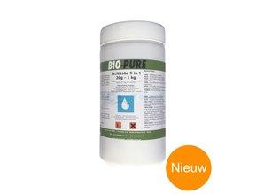 Bio-Pure HC Chloor 5 in 1 Multitabs 20gr 1kg