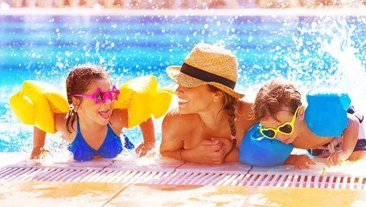 Spetterend de zomer in!
