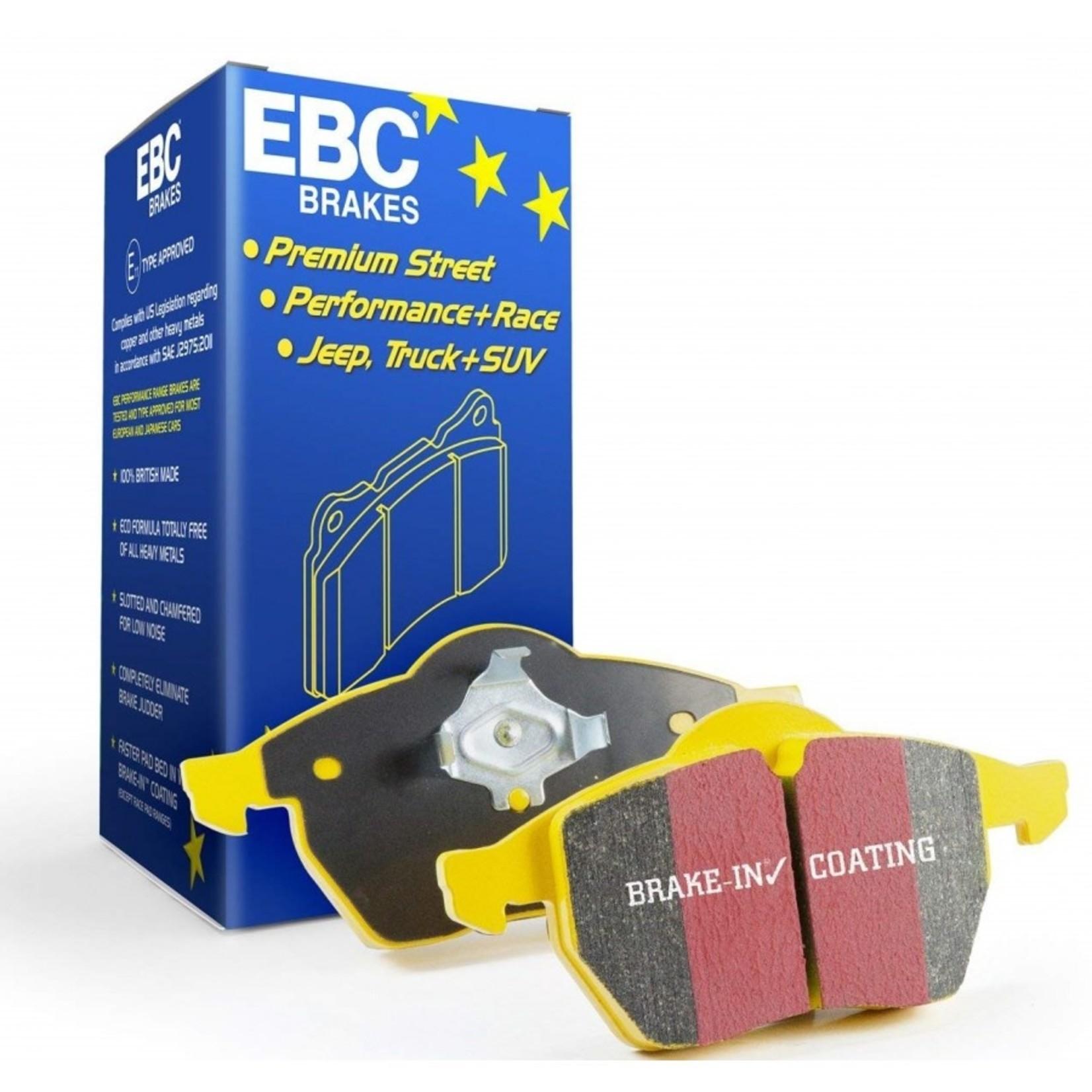 EBC Brakes Remblokkenset F serie M sport remmen front (DP42130R)
