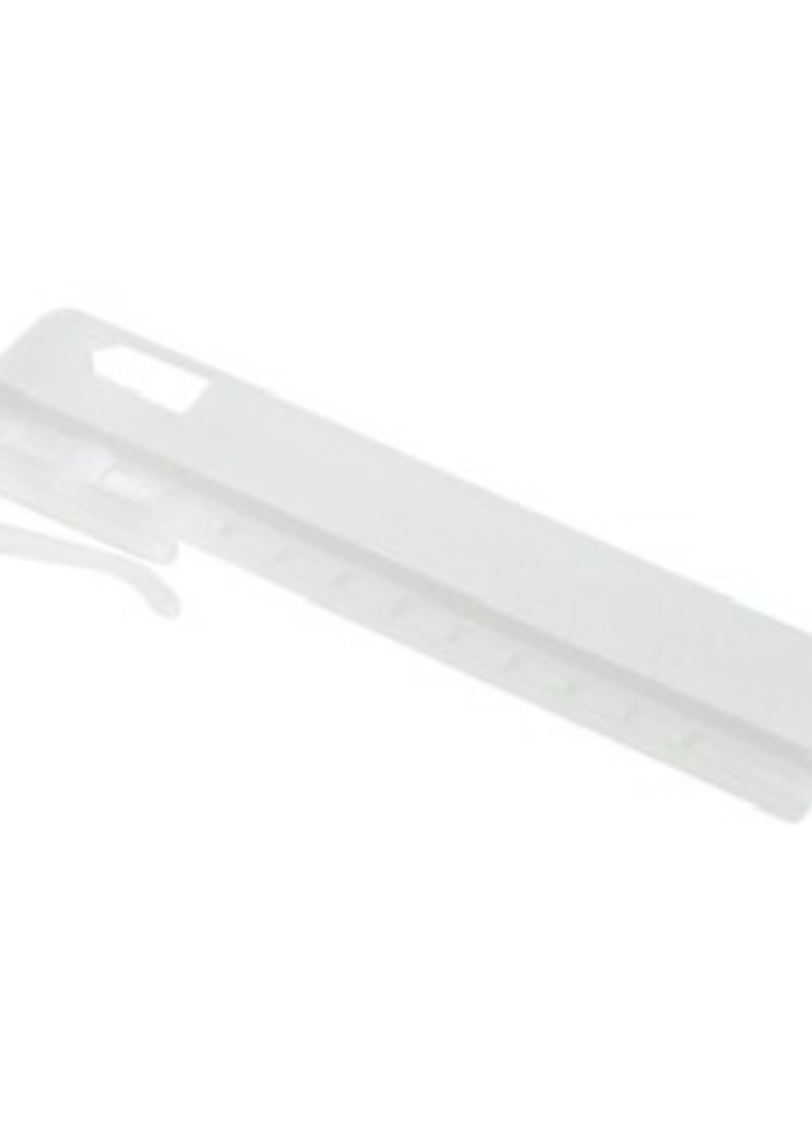 Microflex Innaai verstelbare gordijnhaak 5cm  verpakt per 100 stuks