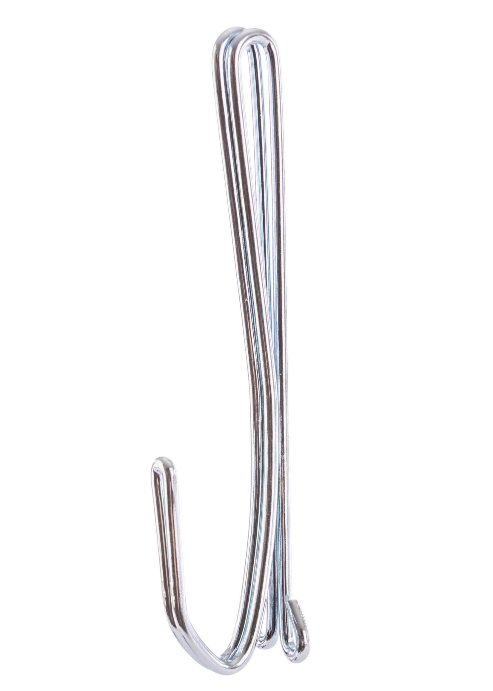 Gordijnhaak/Kuifhaak 0,0 mm verpakt per 100 stuks