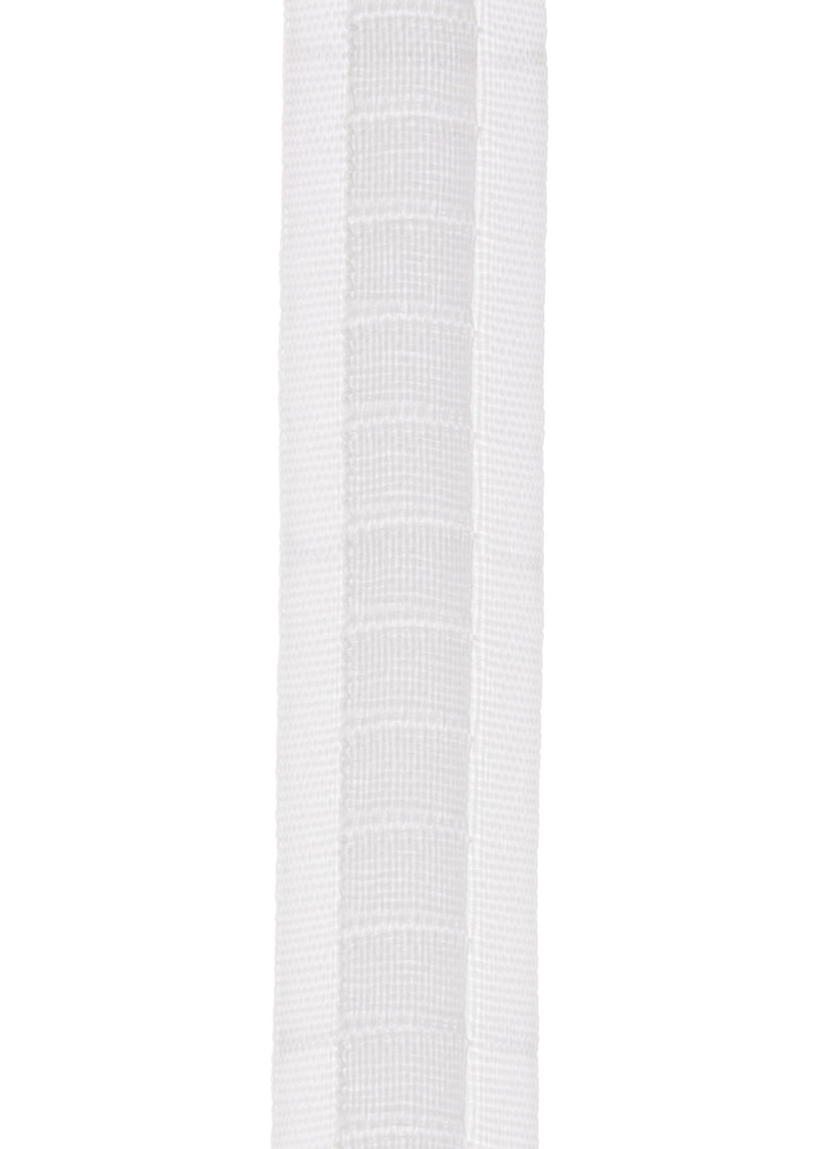 Duplo gordijnplooiband 10 meter