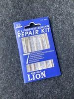 Lion set reparatienaalden