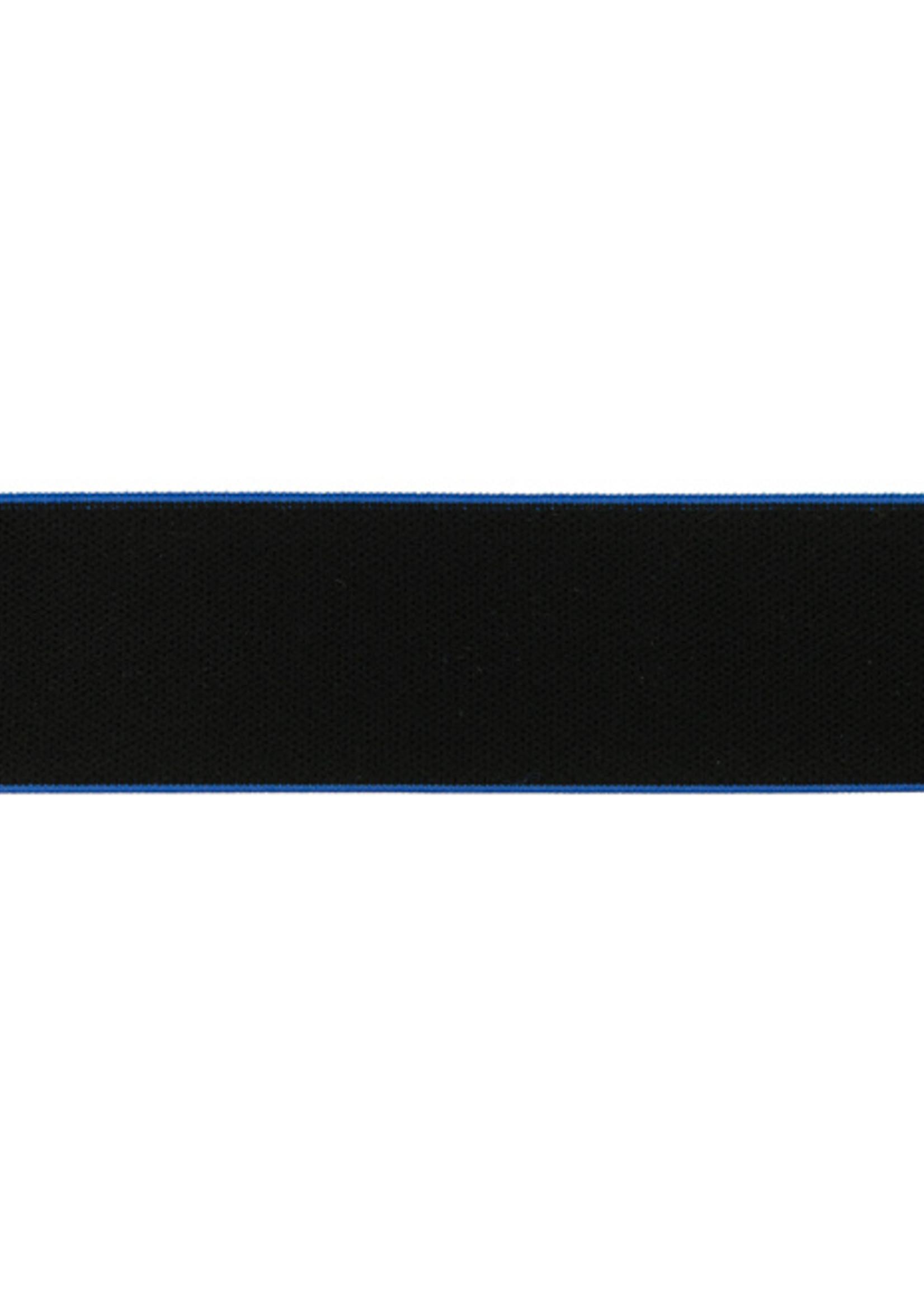 Elastiek Gekleurde Rand 40 mm