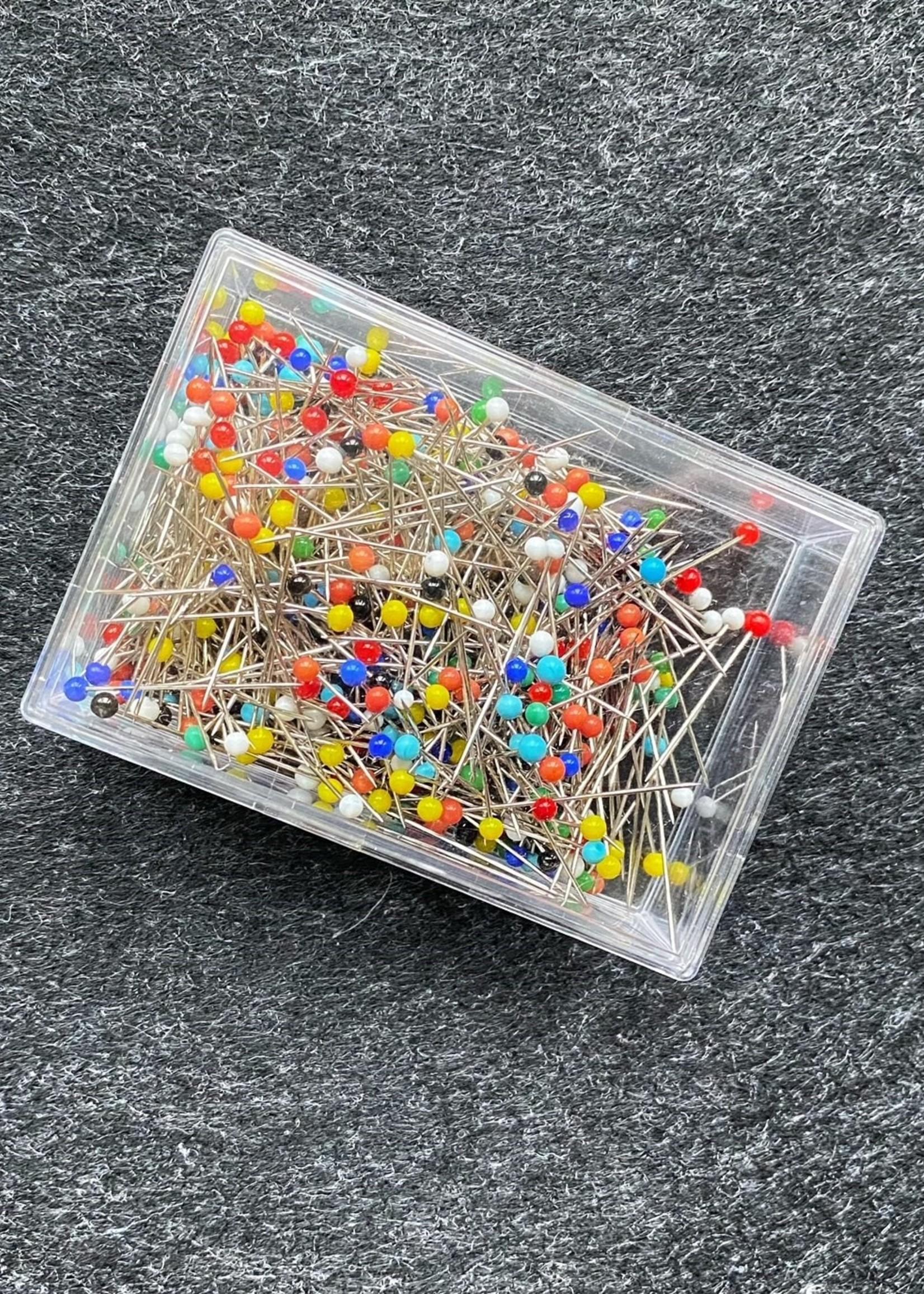 Prym Glaskopspelden 500 stuks