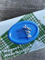 Merkloos Magneet Spelden Kussen