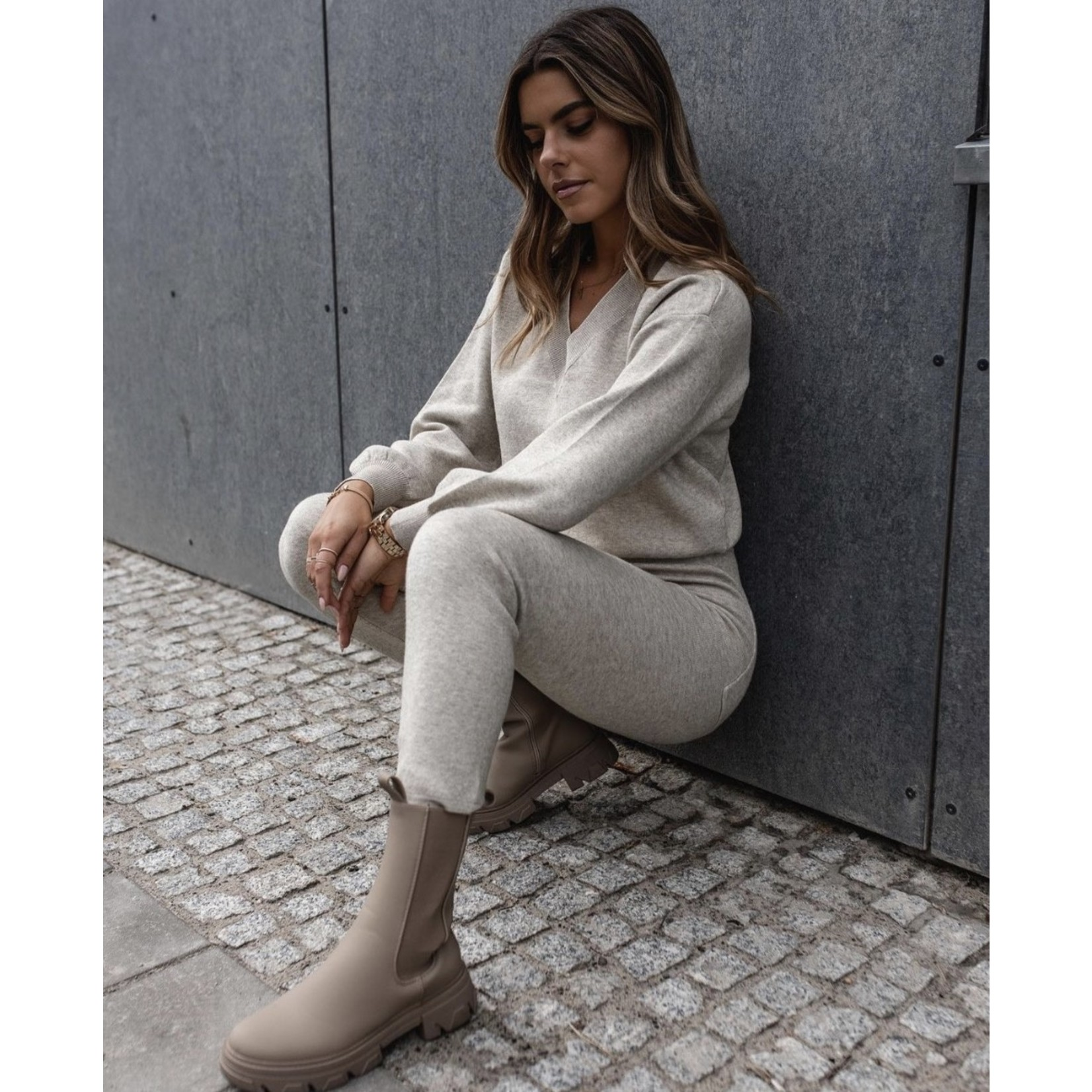 Excuiss Ensemble – Training – Taupe