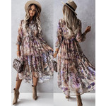 Estee Brown Jurk – Stella – Purple
