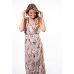 Yentl K Party Frill dress 11-1