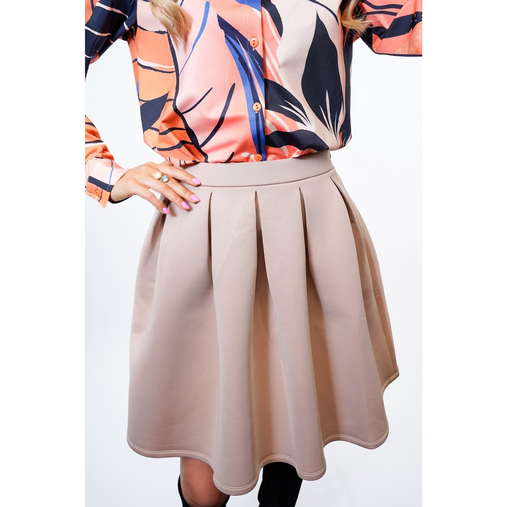 Yentl K Scuba Skirt 28-3