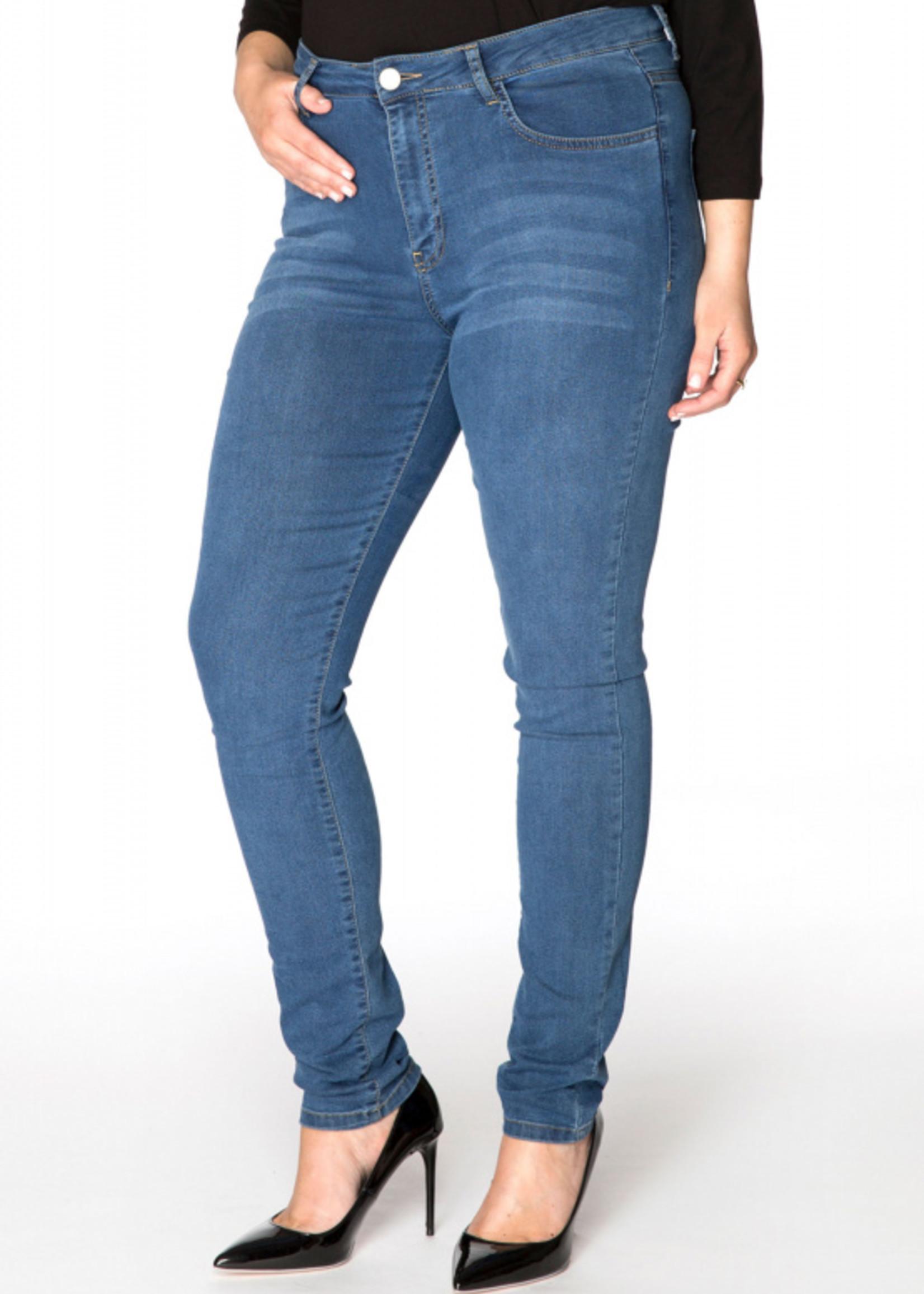 Yoek B5517L jeans lang