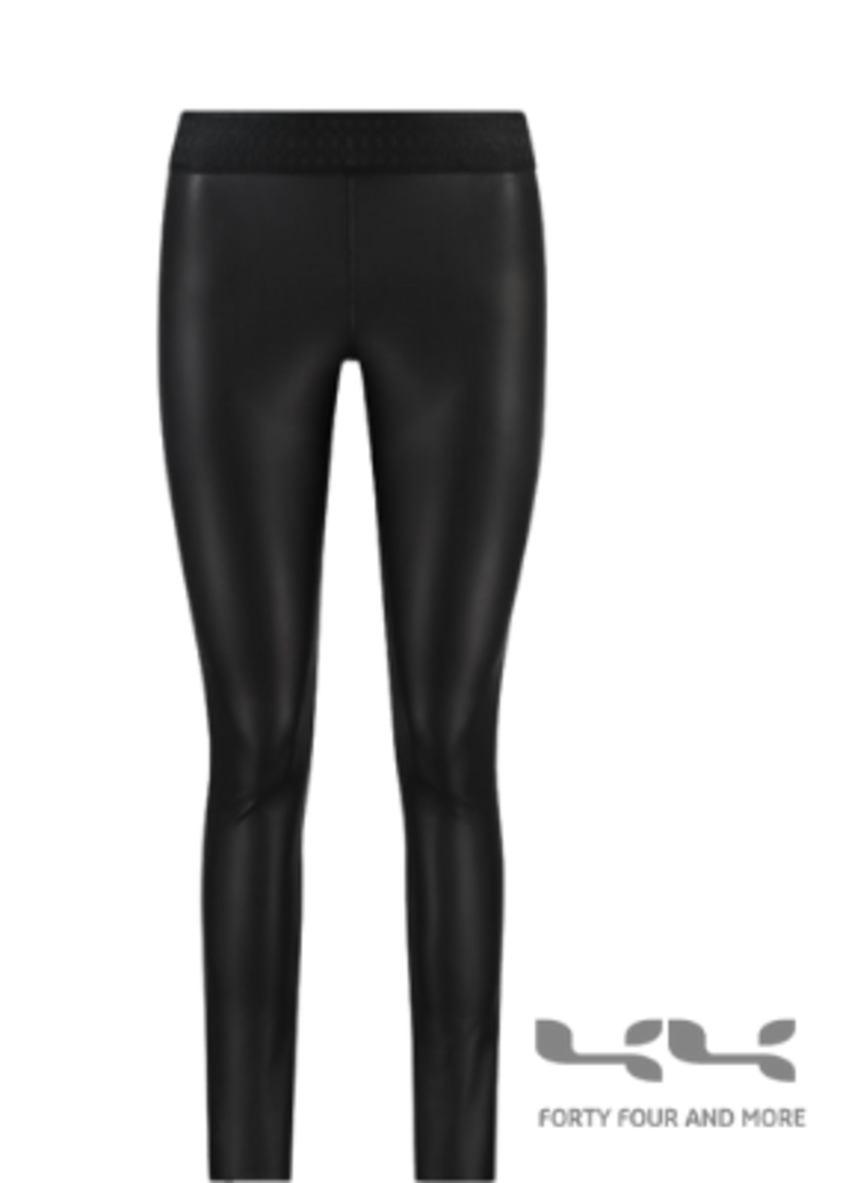 Only-M Leather Look Legging, Only-M