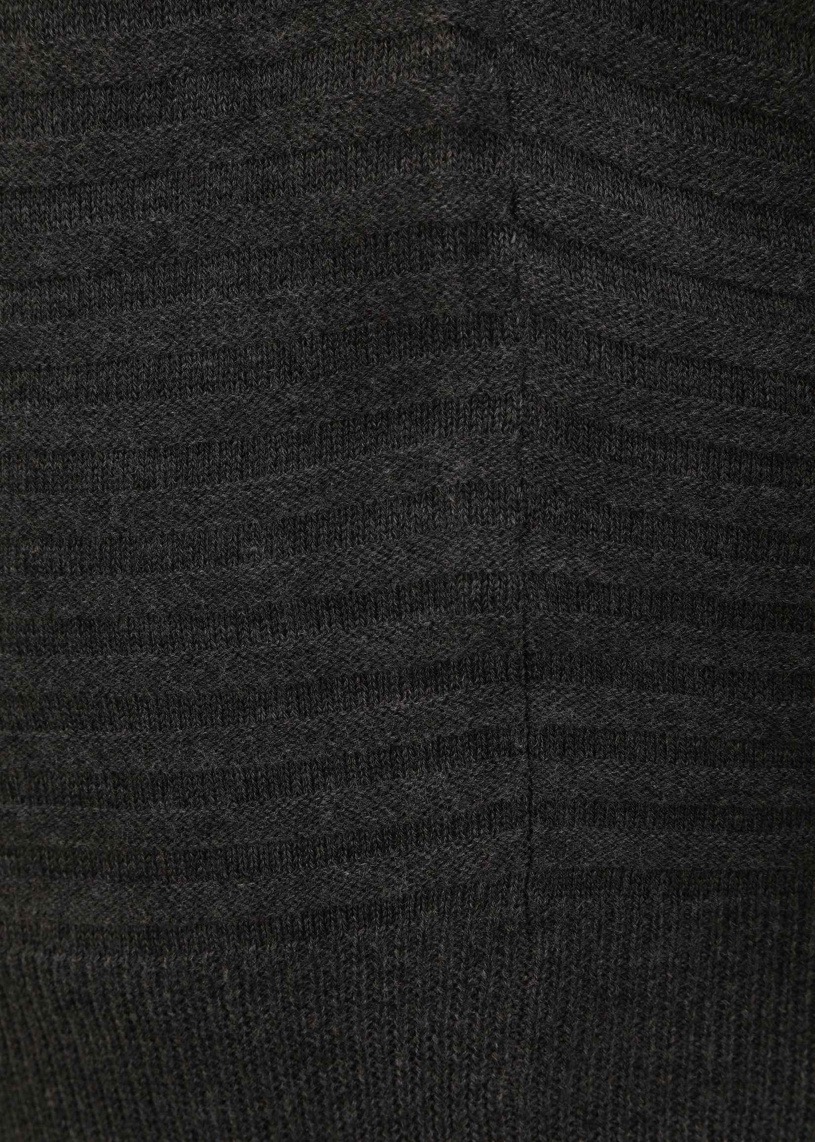 Doris Streich Pullover met ingebreid streepdessin