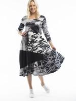 Orientique 21729 GOZO Panel jurk