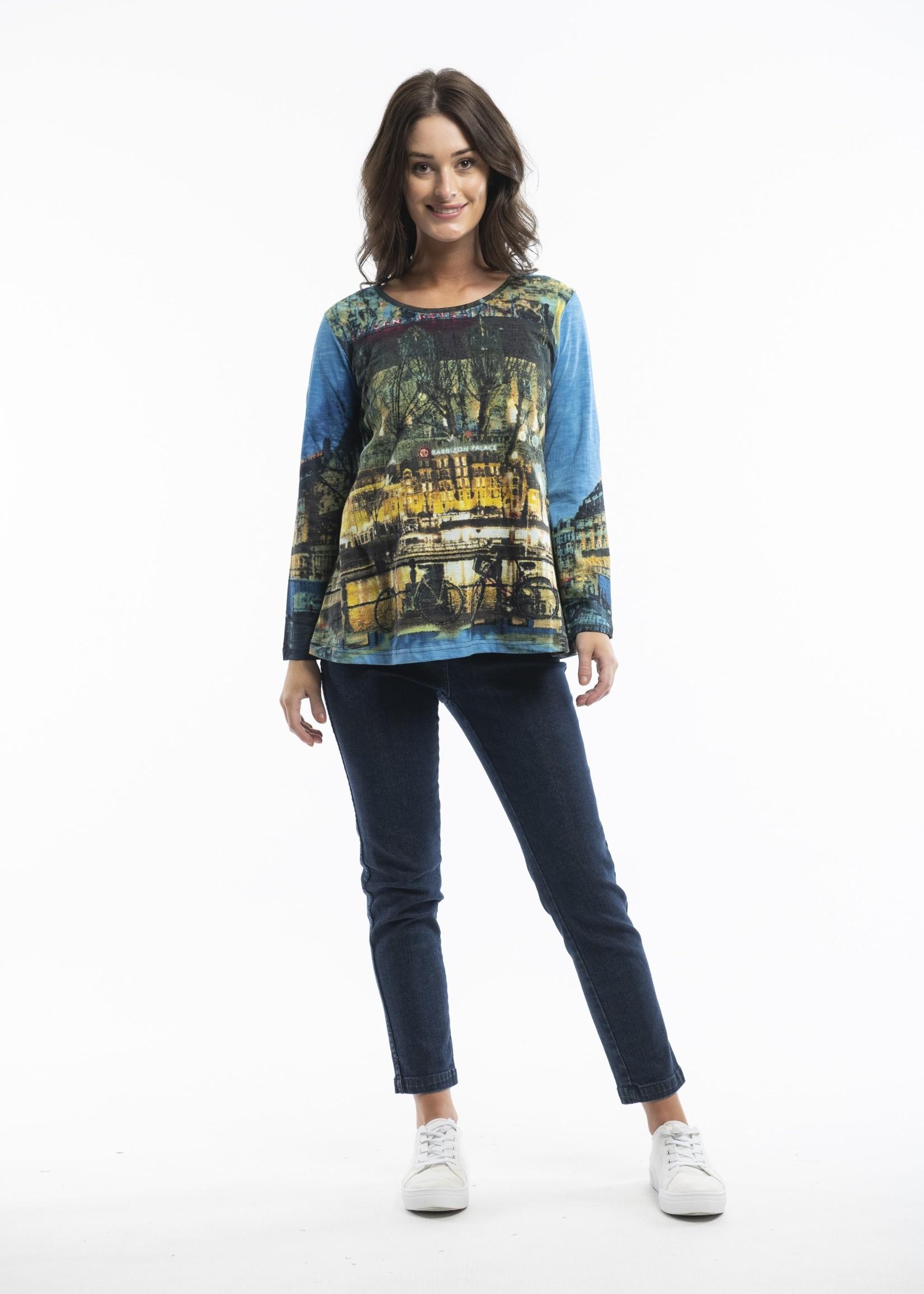 Orientique 22711 shirt Amsterdam