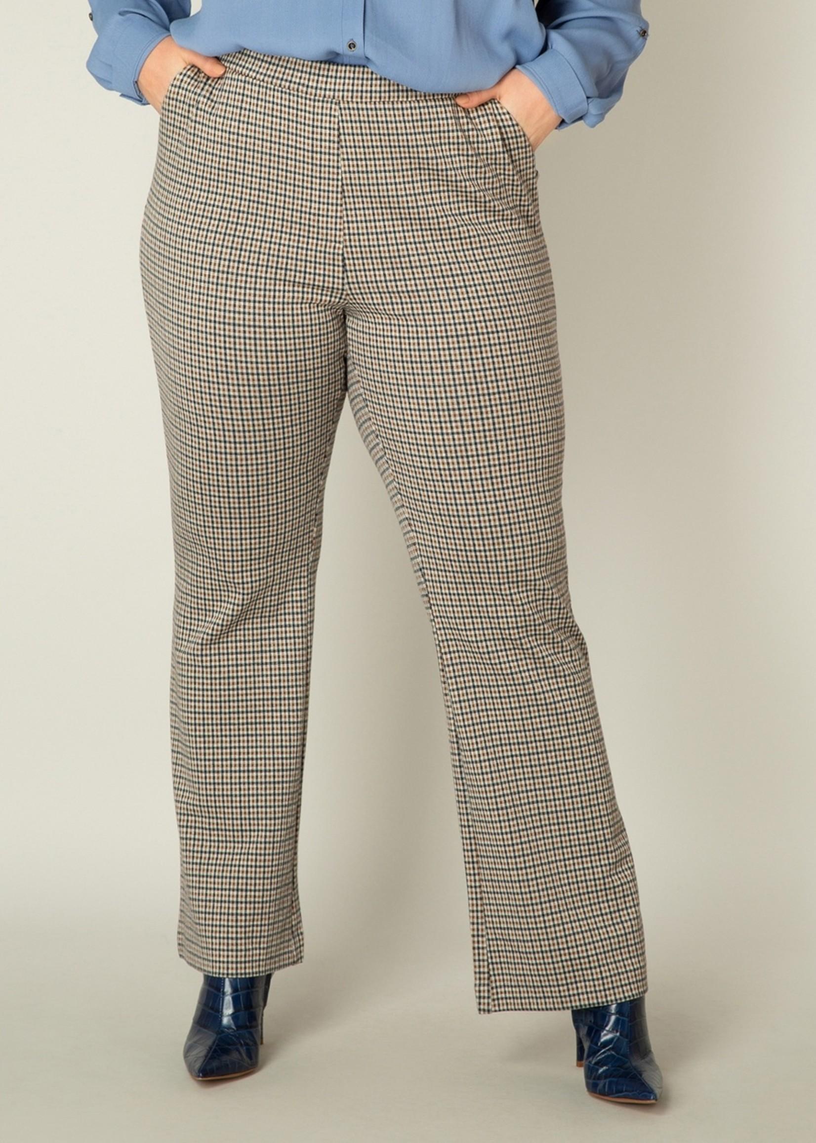 Yesta A002128 pantalon flared Veromme